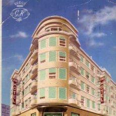 Postales: GRAN HOTEL ALICANTE ESCRITA CIRCULADA SELLO . Lote 50317057
