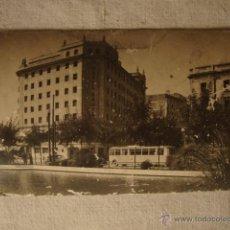 Postales: ANTIGUA POSTAL ORIGINAL AÑOS 40/50. SANTANDER HOTEL. Lote 50406196