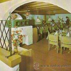 Postales: POSTAL A COLOR HOTEL DER QUELLENHOF BADEN. Lote 54037690
