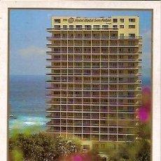 Postales: POSTAL A COLOR MELIA SAN FELIPE HOTELES PUERTO DE LA CRUZ. Lote 54038099