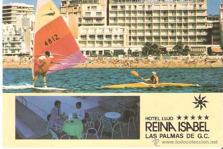 Las Palmas De Gran Canaria Hotel Reina Isabel Comprar Postales