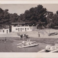 Postales: P- 4567. POSTAL HOTEL PLAYA, CAMP DE MAR. FOTOGRAFIA ORIGINAL. HAUSMANN.. Lote 54949528