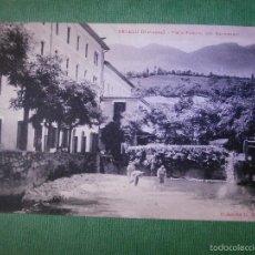 Postales: POSTAL - ESPAÑA - NAVARRA - BETELU - VISTA PARCIAL DEL BALNEARIO - COLECCIÓN D. M. L.- AÑOS 20 -. Lote 56483703