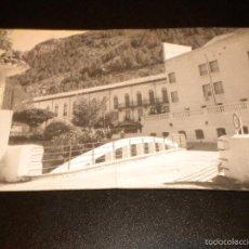 Postales: POSTAL LA RIOJA - BALNEARIO ARNEDILLO, RUTA DE LOS BAÑOS / 1966 / JA-GA-RO. Lote 56915237