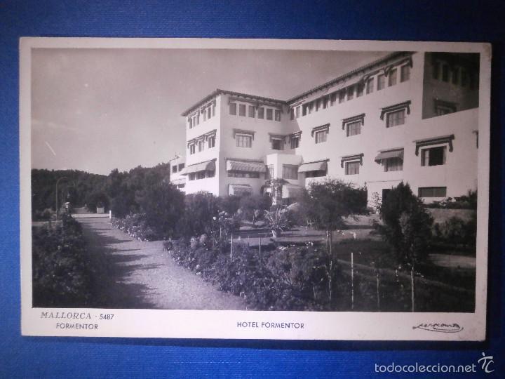 POSTAL - ESPAÑA - MALLORCA - HOTEL FORMENTOR - 5487 - NUEVA - SIN ESCRIBIR NI CIRCULAR (Postales - Postales Temáticas - Hoteles y Balnearios)