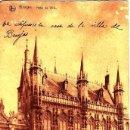 Postales: PS0277 BRUGES 'HOTEL DU VILLE'. ERN. THILL. SERIE 12, Nº 18. ESCRITA AL DORSO EN 1920. Lote 57125392