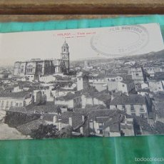 Postales: POSTAL DE MALAGA L ROISIN SIN CIRCULAR VISTA PARCIAL. Lote 57837688