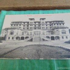 Postales: POSTAL DE MALAGA L ROISIN SIN CIRCULAR HOTEL PRINCIPE DE ASTURIAS. Lote 57837836