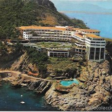 Postales: COSTA BRAVA - Nº 1208: BAGUR - HOTEL SA SAL - SIN CIRCULAR - 60'S. Lote 58017792