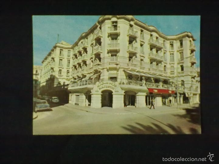 POSTAL HOTEL MAJESTIC TUNEZ (Postales - Postales Temáticas - Hoteles y Balnearios)