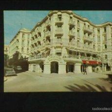Postales: POSTAL HOTEL MAJESTIC TUNEZ. Lote 58124763
