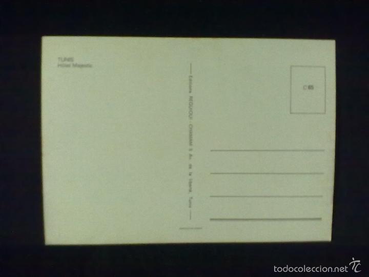Postales: POSTAL HOTEL MAJESTIC TUNEZ - Foto 2 - 58124763