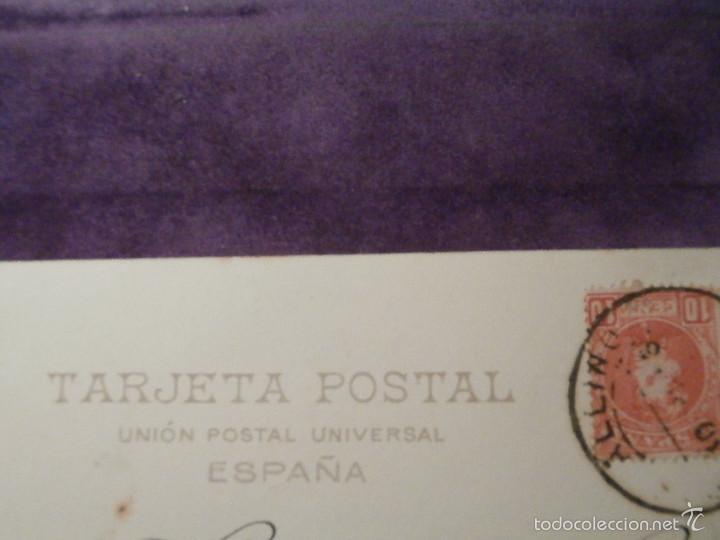 Postales: POSTAL - ESPAÑA - ORENSE - GRAN BALNEARIO DE CARBALLINO - VISTA GENERAL - HAUSER Y MENET - AÑO 1906 - Foto 4 - 61220055