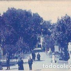 Postales: ANTIGUA POSTAL TERMAS PALLARES ALHAMA DE ARAGON AVENIDA DEL HOTEL DEL PARQUE. Lote 61801108