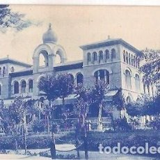 Postales: ANTIGUA POSTAL TERMAS PALLARES ALHAMA DE ARAGON GRAN CASINO TEATRO. Lote 61801156