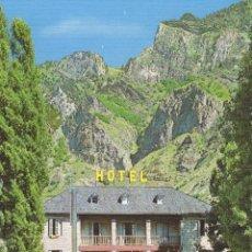 Postales: POSTAL DEL HOTEL SANT MAURICI - ESPOT LLEIDA. Lote 68023873