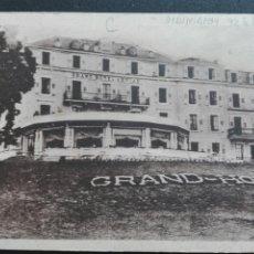 Postales: GRAN HOTEL LE MANS 1937. Lote 71534033