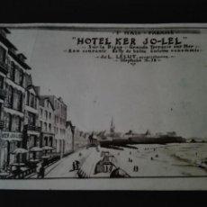 Postales: HOTEL KER JO-LEL. Lote 71558967