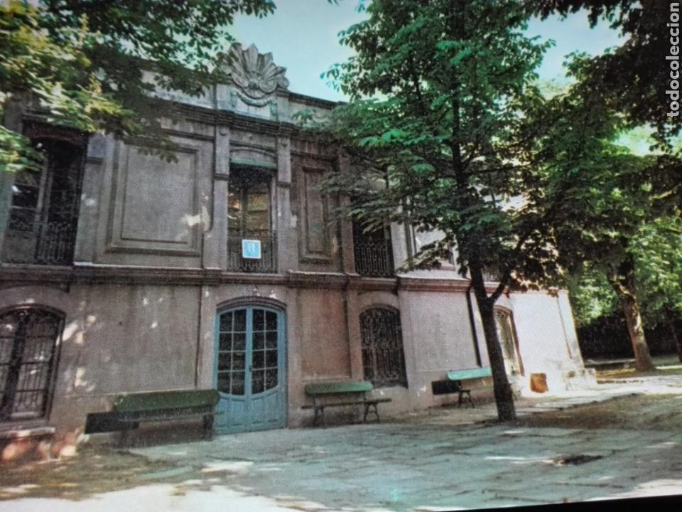 Banos De Montemayor Balneario Comprar Postales Antiguas De Hoteles