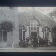 Postales: POSTAL JAÉN BALNEARIO LA ALISEDA. Lote 71808314