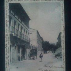 Postales: POSTAL ZARAGOZA ALHAMA DE ARAGÓN BALNEARIO DE GUAJARDO Y LAS TERMAS. Lote 71814209