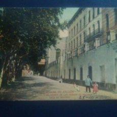 Postales: POSTAL ZARAGOZA BALNEARIO ALHAMA DE ARAGÓN. Lote 71814537