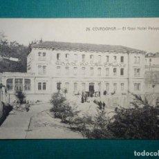 Postales: POSTAL - ESPAÑA - ASTURIAS - 26 COVADONGA - EL GRAN HOTEL PELAYO - COLEC. V. ERO - NC - NE AÑO 1915. Lote 71857247