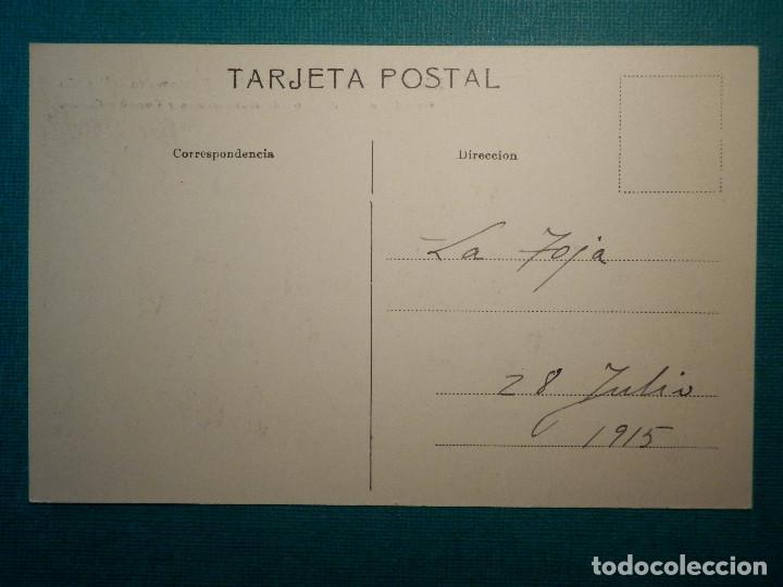 Postales: Postal - Pontevedra Isla y Balneario de la Toja - Grand Hotel,Pabellon Habitaciones y Comedor-Casino - Foto 2 - 71857539