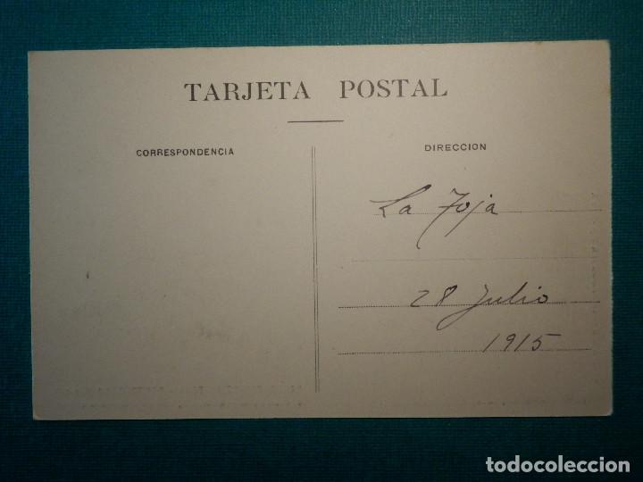 Postales: Postal - Pontevedra Isla y Balneario de la Toja - 25 Gran Hotel, Comedor Una galería frente al mar - Foto 2 - 71857639