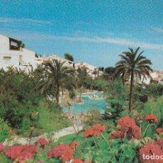 Postales: Nº 463 POSTAL HOTEL PUENTE ROMANO MARBELLA MALAGA. Lote 72688587