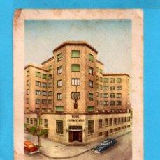 Postales: POSTAL DE HOTEL CONDESTABLE DE BURGOS ESCRITA . Lote 81323256