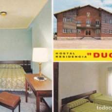 Postales: POSTAL HOSTAL RESIDENCIA DUCAL. LERMA (BURGOS). Lote 89460976