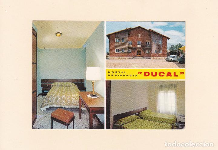 Postales: POSTAL HOSTAL RESIDENCIA DUCAL. LERMA (BURGOS) - Foto 2 - 89460976