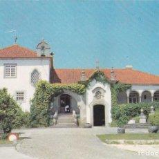 Postales: POSTAL ESTALAGEM DA BOEGA. VILA NOVA DE CERVEIRA. PORTUGAL (POSADA, HOSPEDERIA). Lote 89508636