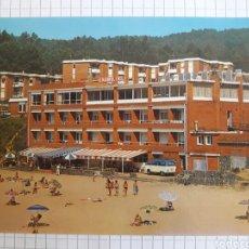 Postales: ANTIGUA POSTAL LA CORUÑA HOTEL MAR-MOLINO. Lote 94379110