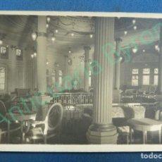 Postales: POSTAL ANTIGUA. INTERIOR DE UN HOTEL. COMEDOR. LEONAR 2625. Lote 94556839