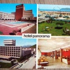 Postales: POSTAL HOTEL PANORAMA, L´ESTARTIT, GIRONA - MALLOL. Lote 95211163