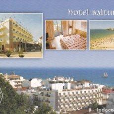 Cartes Postales: POSTAL PUBLICITARIA HOTEL BALTUM. ALBUFEIRA. PORTUGAL. Lote 95549279