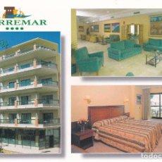 Postales: POSTAL PUBLICITARIA HOTEL TORREMAR. TORRE DEL MAR (MALAGA). Lote 95553639