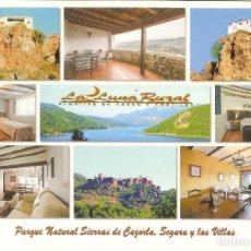 Cartes Postales: POSTAL - LA LUNA RURAL - CORTIJOS NUEVOS (JAÉN). Lote 97963587