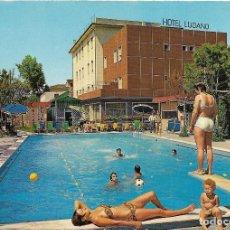 Postales: ** A423 - POSTAL - HOTEL LUGANO - VENEZIA . Lote 97963735