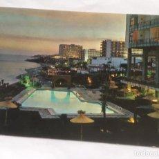 Postales: RM400 ANTIGUA TARJETA POSTAL CIRCULADA TORREMOLINOS HOTEL HOTELES. Lote 98146523