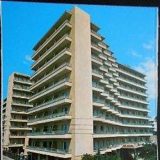 Postales: HOTEL BAHIA DE PALMA. TARJETA PUBLICITARIA HOTEL.. Lote 98228935