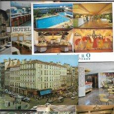 Postales: 100 POSTALES * HOTELES *( LOTE Nº 193 ). Lote 98428218