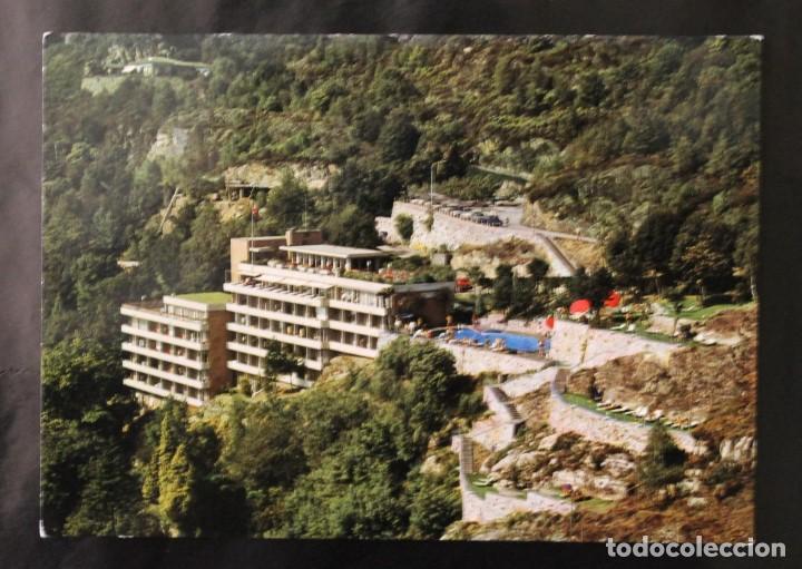 POSTAL HOTEL CASA BERNO. ASCONA (SUIZA) (Postales - Postales Temáticas - Hoteles y Balnearios)