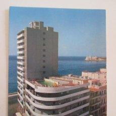 Postales: POSTAL HOTEL DEAUVILLE - HABANA - CUBA. Lote 100744415