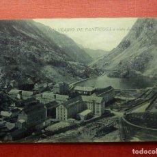 Postales: POSTAL - ESPAÑA - ARAGÓN - BALNEARIO DE PANTICOSA A VISTA DE PÁJARO - CLICHÉ M. ARRIBAS -. Lote 104457007