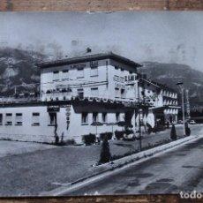 Postales: TURISTEN HOTEL, LAGHETTI DI EGNA, ITALIA, CIRCULADA. Lote 105649015