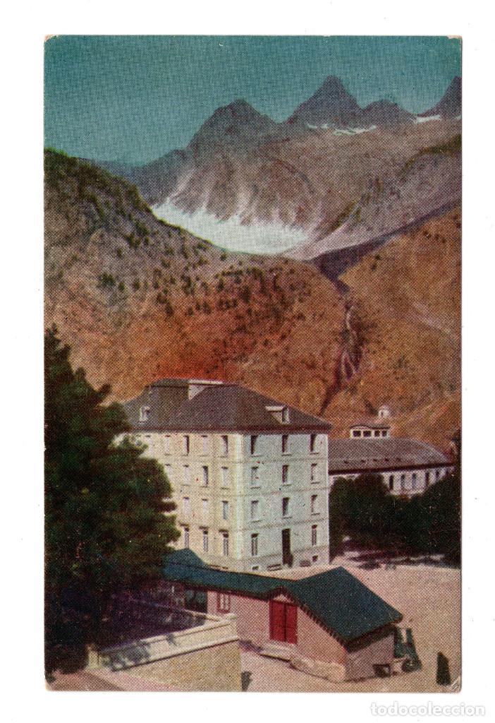 PANTICOSA . BALNEARIO DE PANTICOSA GRAN HOTEL (Postales - Postales Temáticas - Hoteles y Balnearios)