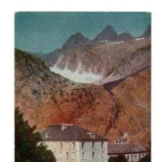 Postales: PANTICOSA . BALNEARIO DE PANTICOSA GRAN HOTEL. Lote 108739407